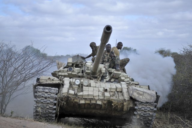 Uganda could borrow more than 740 million from Russia to purchase military equipment 640 001