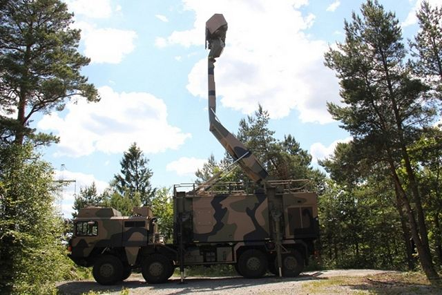 Australia negotiates with SAAB for acquisition of Artillery and Mortar System warning radar 640 001