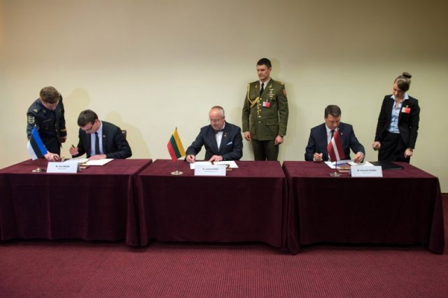 Baltic States look into the possibility of developing a joint mid-range air defence system 640 001