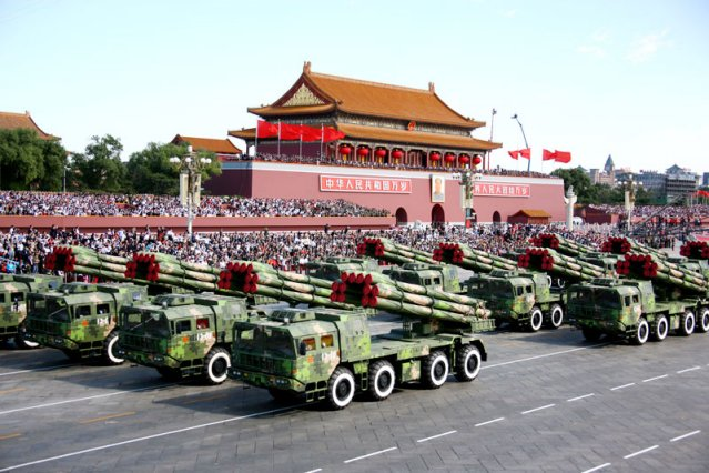 Beijing-Victory Parade to Showcase Latest Chinese Military Hardware 640 001