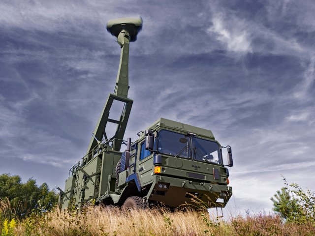 Counter-Rocket Artillery and Mortar C-RAM System for the Australian Defence Force 640 001