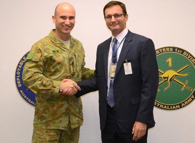 Cubic Selected for the Australian Army's Exercise and Advanced Services Standing Offer (EATSSO)