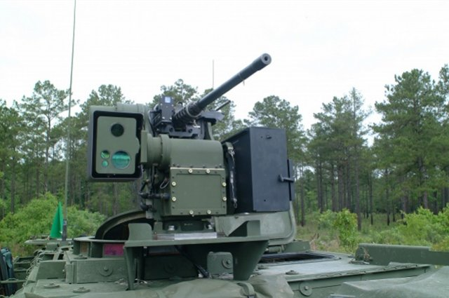 Electo Optic Systems Will Provide Remote Control Weapon System to an Unknown NATO Country 640 001