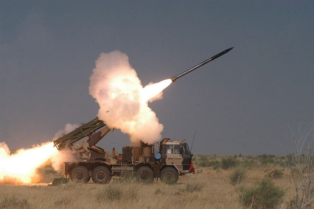India successfully test-fired local-made Pinaka-II rocket with a range of more than 60 km 640 001