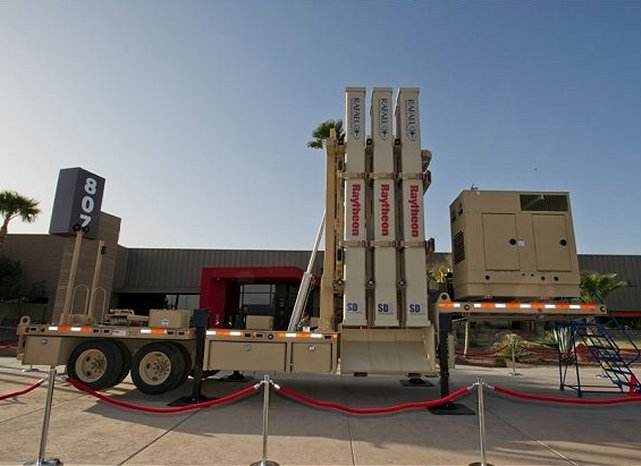 Magic Wand David s Sling Missile Defense System to begin to be absorb by Israeli Defense Force 640 001