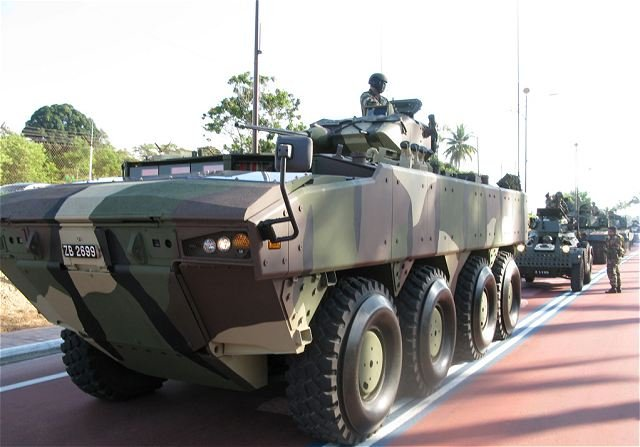 Malaysia to upgrade its defence and military capabilities 640 001