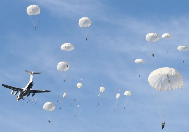 More than 1000 combat training events for Russian airborne troops during the summer 640 001