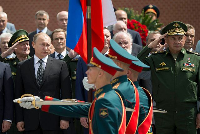 President of Russia plans to spend $400 billion through 2020 to modernize Russian armed forces 640 001