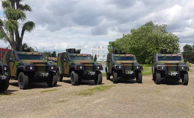 Renault Trucks Defense to deliver 6 PVP LAORV 4x4 Light Protected Vehicles to Romania 640 001