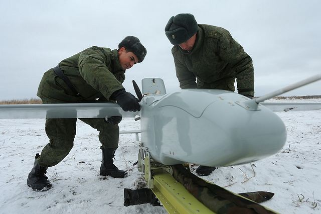 Russian army to carry out more than 1000 tactical and special military exercises using drones 640 001