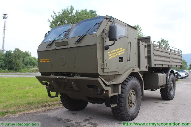 Army Heavy Duty Trucks : Test drive and live demonstration tatra excalibur