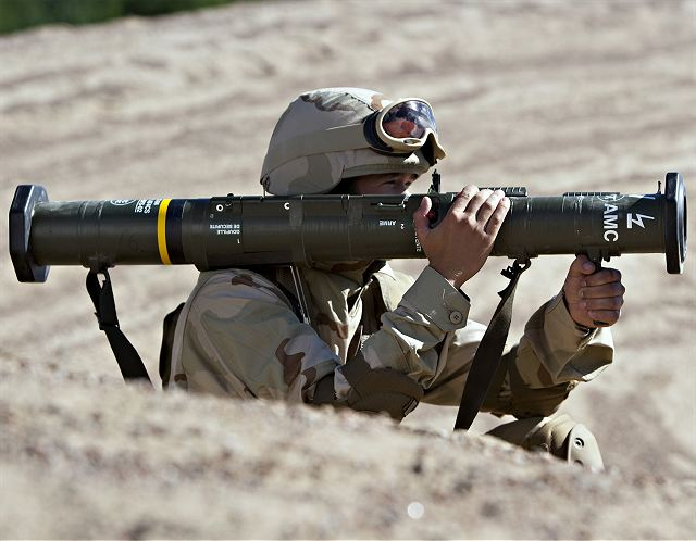 United States will deliver 2000 AT-4 anti-tank man-portable weapons to Iraq to fight Islamic State 640 001