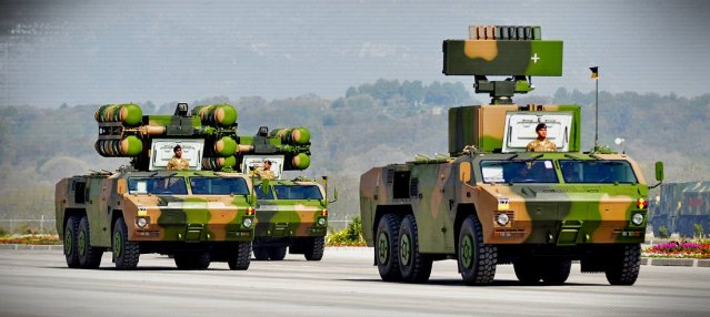 Pakistan unveils new Air Defense sytem FM-90/HQ-7B manufacturing by China