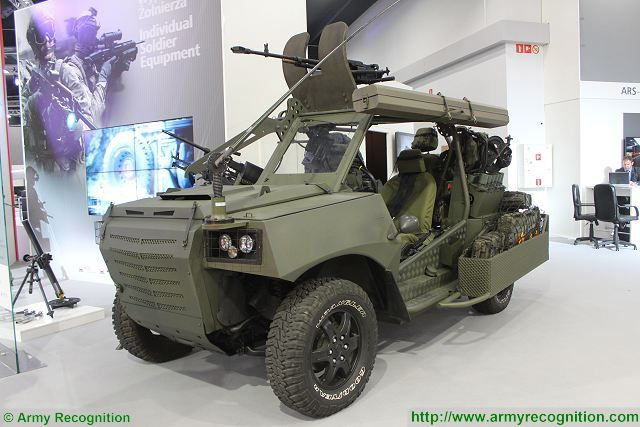 Polish army needs to acquire new reconnaissance combat vehicle under the Viper program 640 001