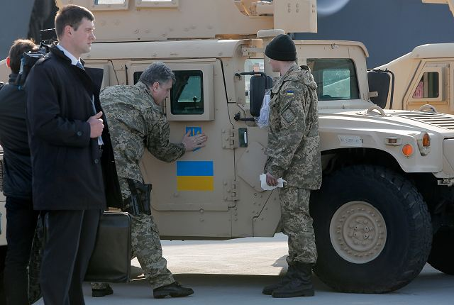 US Defence Companies will invest in development of Ukrainian military-industrial complex 640 001