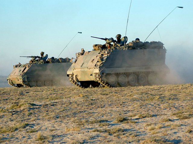 US offers to Argentina a hundred of M113 series armored vehicles