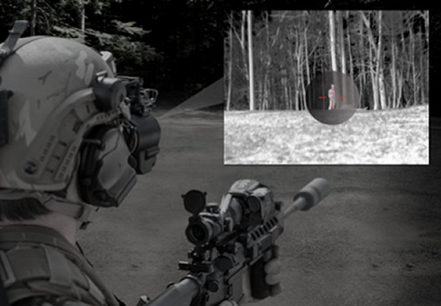 BAE Systems to supply U S Army with integrated night vision and thermal targeting solution 640 001