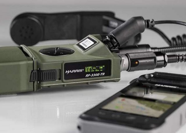 Harris Corporation wins 3 9bn contract from the US Army for Rifleman Radios 640 001