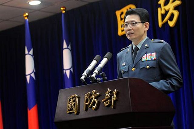 United States will continue to support Taiwan with military equipment and training 640 001