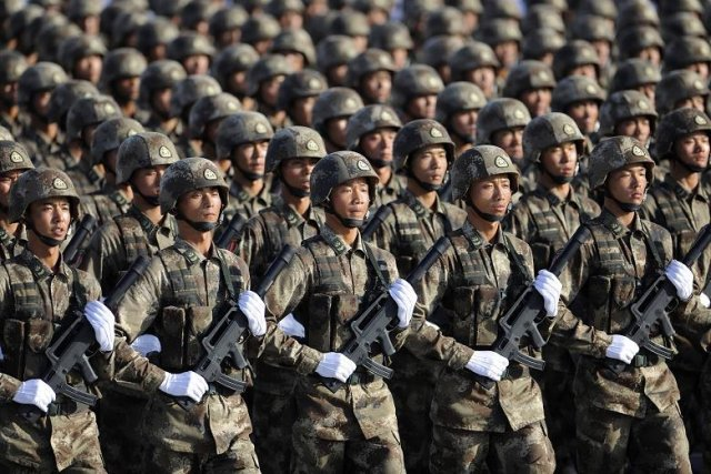 Chinese President urges for breakthroughs in reform of the countrys armedforces by 2020 640 001