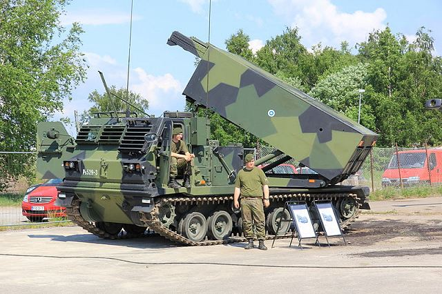 Finnish army to purchase US GMLRS M31A1 and GMLRS M30A1 missiles and rocket pods 640 001