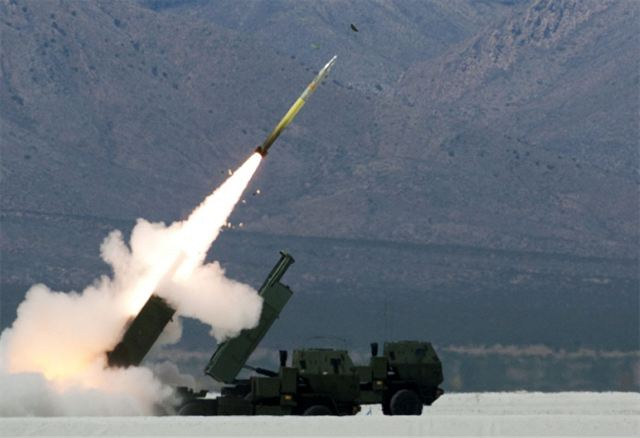 Lockheed Martin precision munitions complete reliability firing tests using HIMARS rockets launcher 640 001
