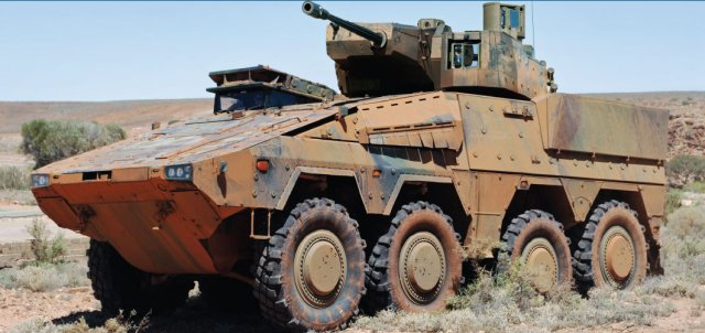 Rheinmetall and Tectonica to partner for Australia s Land 400 Phase 2 program 640 001