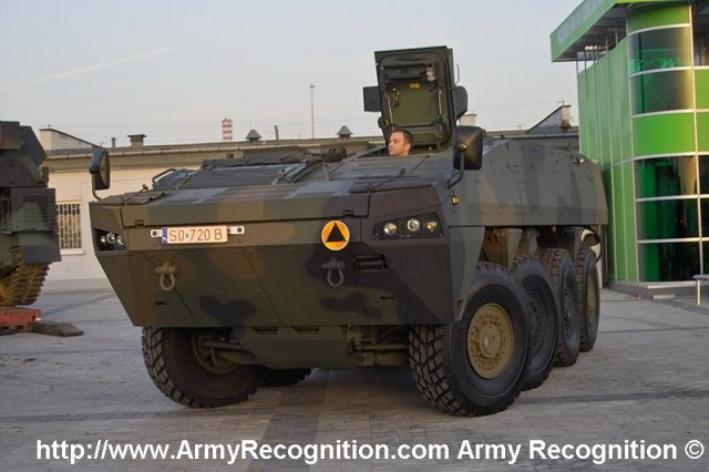 Rosomak SA signed an agreement to provide recovery vehicles to the Polish Army 640 001