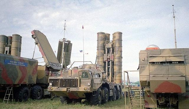 Russia to deliver S-300PMU1 air defense missile system to Iran under the name of S-300BM 640 001