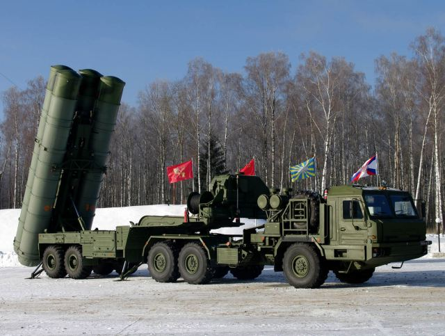 Russia to discuss with Saudi Arabia for the delivery of S-400 air defense missile systems 640 001