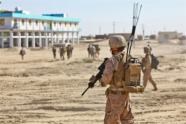 Sierra Nevada to provide USMC with backpack ECM system