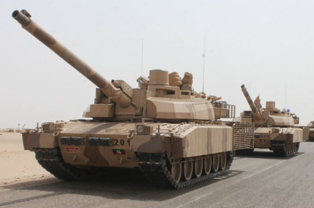 UAE prepares to rotate troops in Yemen and deploys more armoured vehicles on the front line 640 001