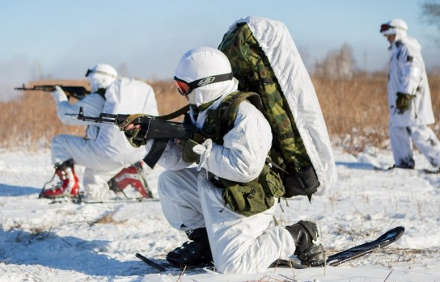 Arctic Russian military grouping will be completed by 2018 640 001