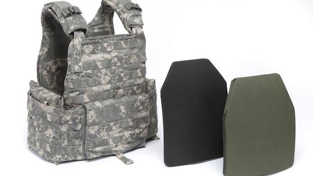 More 3M body armours for the US Army