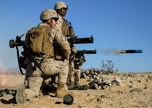 Nammo gets order USMC for Shoulder launched Multipurpose Assault Weapon ammunitions 640 001