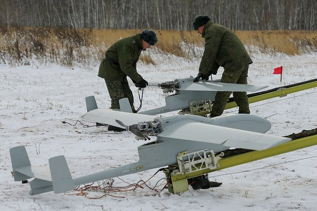 Russian Central Military District Peacekeeping Brigade Will Be Equipped With Four Types Of Drones 41610154