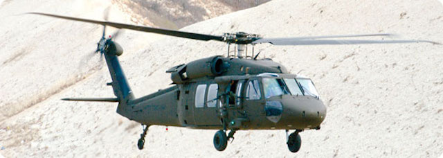UH-60M helicopters for Saudi Arabia