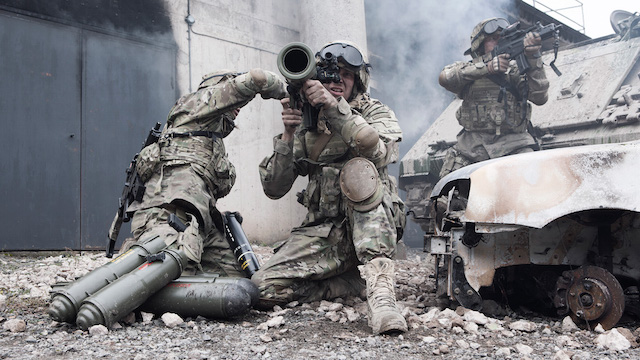 USSOCOM orders more Carl-Gustaf ammunition