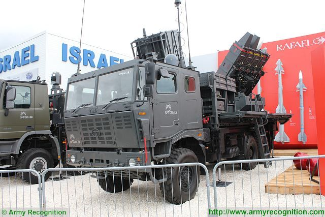 Vietnam has selected Israeli Rafael Spyder as new short-range air defense missile system 640 001