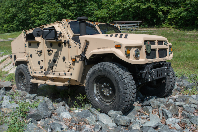 AM General statement on DoD's JLTV decision