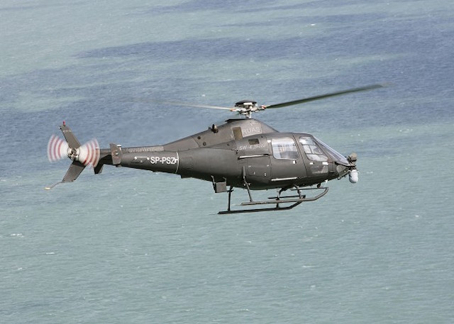 AgustaWestland Completes UK MoD RWUAS Capability Concept Demonstration