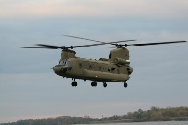 Australia received 7th CH-47 ahead of schedule