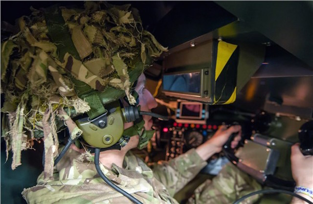 British Army extends virtual trainer contract for additional support