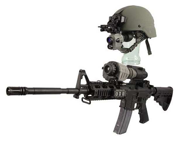 DRS Technologies got contract from US Army for new  night vision and thermal weapon systems 640 001