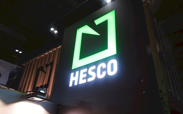 HESCO announced the launch of a new brand
