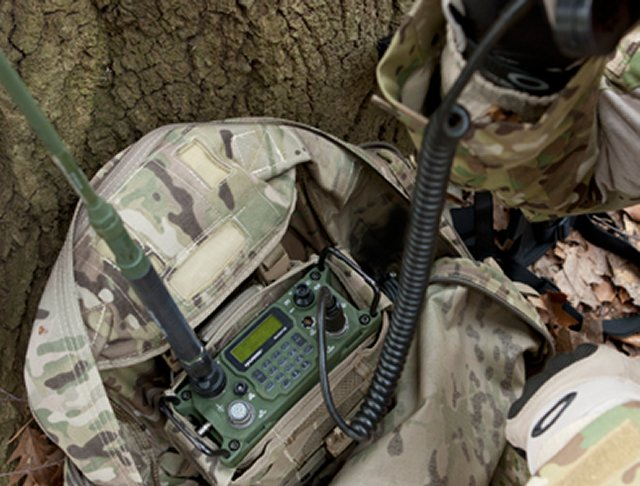 Harris Corp wins  26mn order from Central Asia Nation for Falcon III tactical radios 640 001