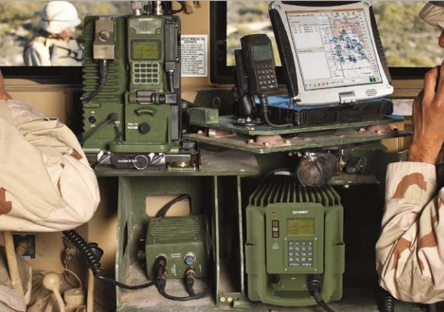 Harris Corporation wins 21 mn order from Latin America country for Falcon III tactical radios 640 001