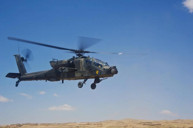 India moves on with the procurement of Apache and Chinook helicopters