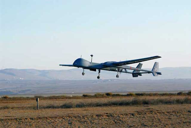 India to acquire new armed drones from Israel