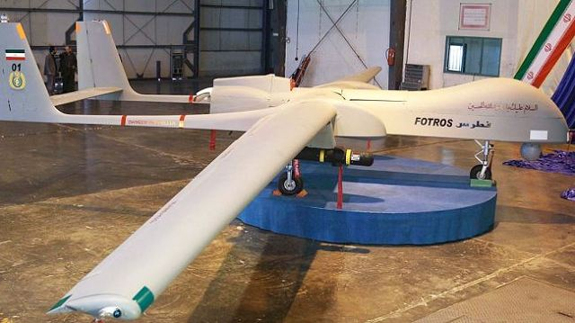 Iran manufactures new types of drones using high technologies under a secret program 640 001